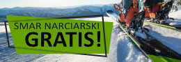Smar narciarski gratis