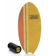 Trickboard Surfer Wave Yellow
