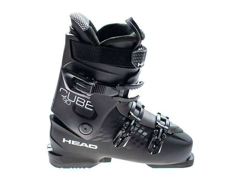 Buty HEAD Cube 3 90 Black Anthracite TYLNOWSADOWE 2021