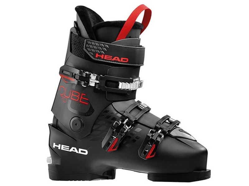 Buty HEAD Cube 3 70 Black Anthracite Red TYLNOWSADOWE 2021