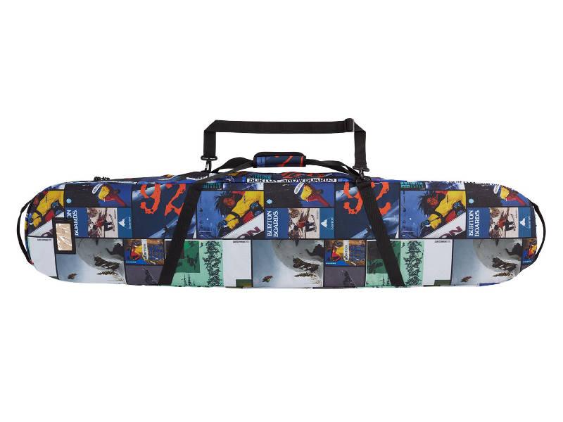 Pokrowiec Burton Board Sack Board Bag Catalog Collage Print 2021