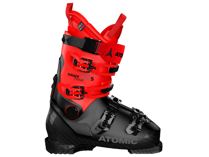 Buty Atomic HAWX PRIME 130 S Black/Red 2021