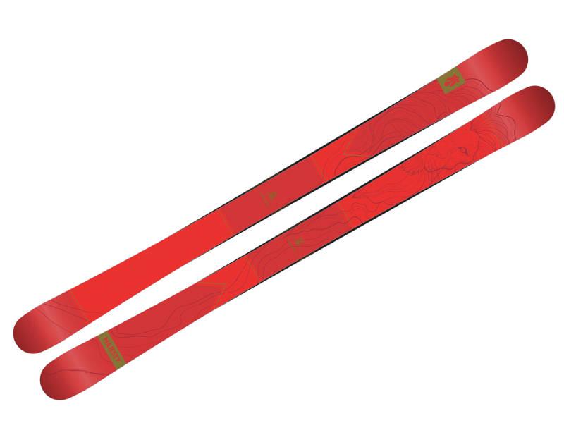 Narty Majesty Vandal 3.0 + wiązania Tyrolia Attack 11 GW Red 2019