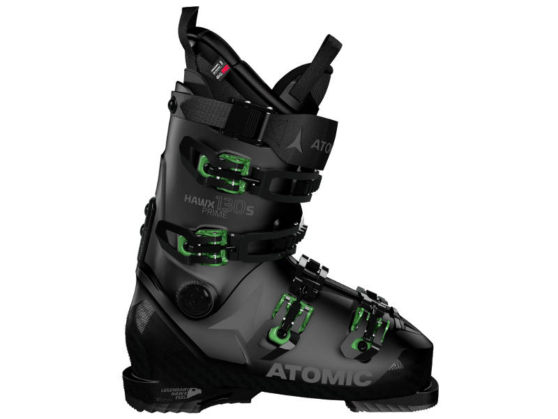 Buty Atomic HAWX PRIME 130 S Black/Green 2021