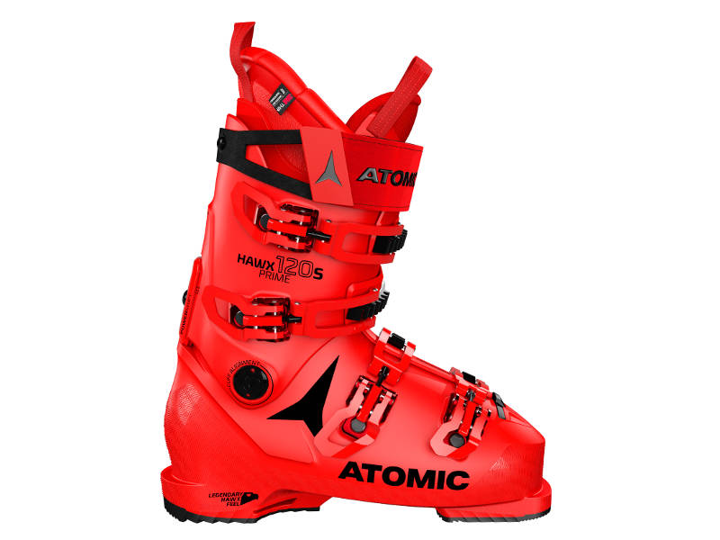 Buty Atomic HAWX PRIME 120 S Red/Black 2021