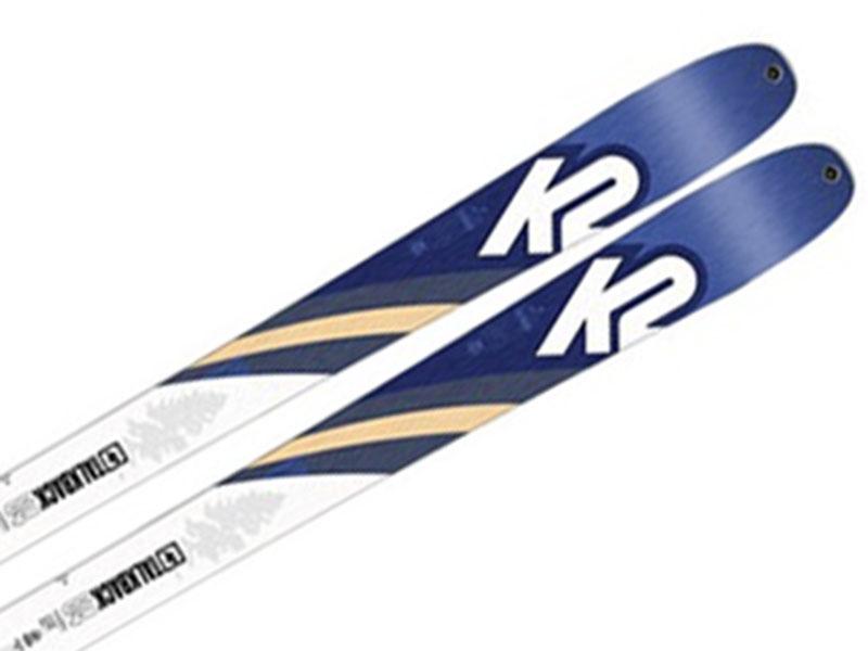 Marker + Long 84 skiturowe + Foki 9 2021 TALKBACK K2 84 Narty 2021 K2 2020 Travel WAYBACK Wiązania Talkback Alpinist /
