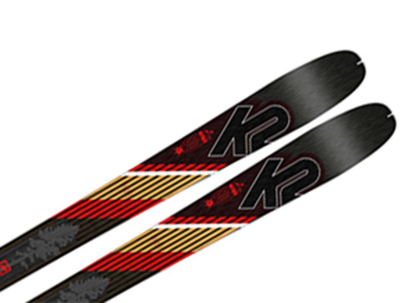 Wayback 2021 + Narty Travel K2 WAYBACK 9 skiturowe 2020 Marker + K2 2021 Long 80 Wiązania Alpinist 80 Foki