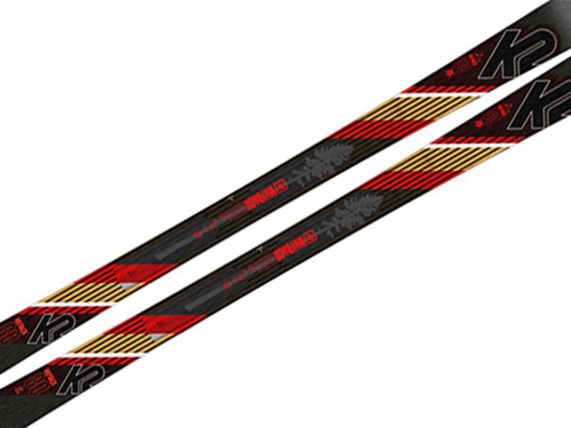 + 80 skiturowe Travel 80 K2 Alpinist 9 2020 WAYBACK Marker 2021 2021 Long Foki + Narty K2 Wayback Wiązania