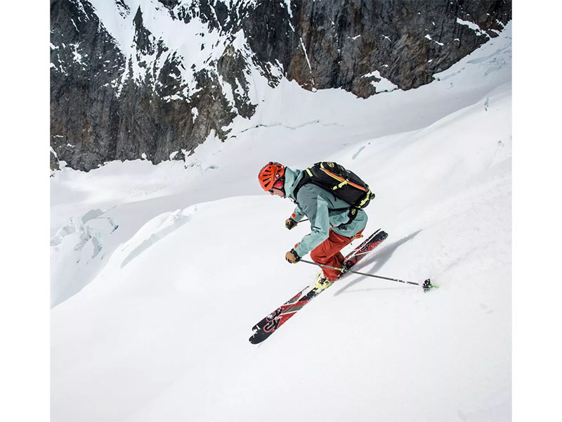 Marker Wiązania Travel WAYBACK + Wayback 2021 Foki K2 80 + Narty Long 80 K2 2020 2021 Alpinist skiturowe 9