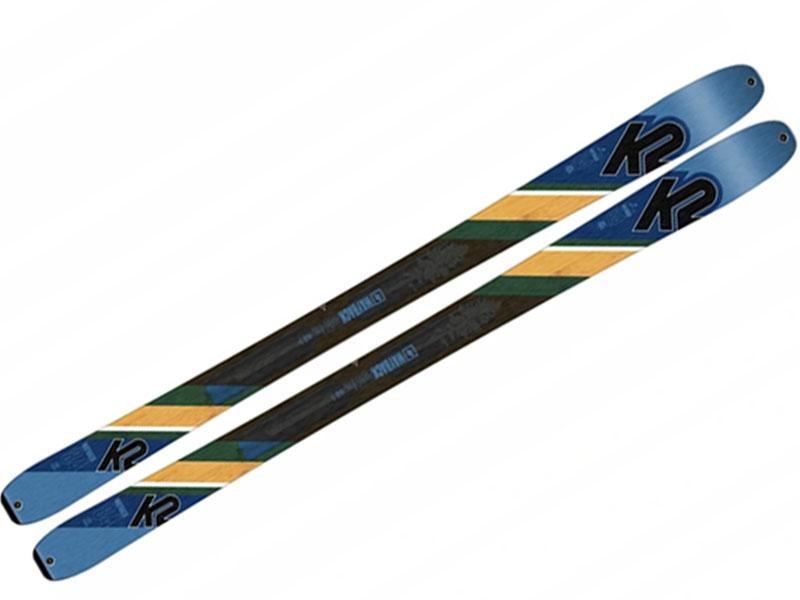 Travel + K2 WAYBACK + Wiązania Long skiturowe Alpinist 2020 / Foki 9 TALKBACK 84 Wayback K2 2021 84 2021 Marker Narty