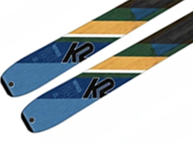 9 2021 WAYBACK 2021 Foki K2 Wiązania 2020 Narty + Alpinist 84 84 skiturowe + Wayback TALKBACK / Travel K2 Marker Long