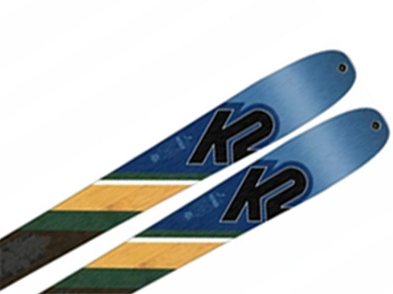 Wiązania Foki Wayback 9 Long Travel TALKBACK 2020 Narty Marker K2 2021 84 skiturowe WAYBACK + / + K2 84 Alpinist 2021