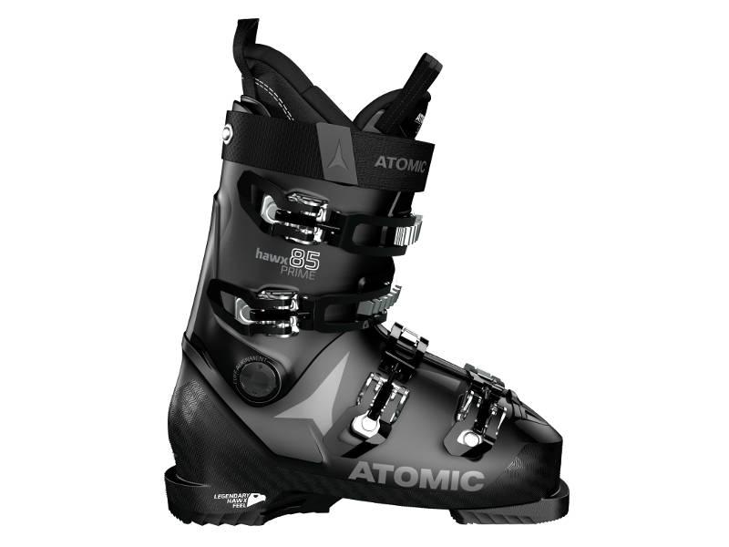 Buty Atomic HAWX PRIME 85 W Black/Silver 2021