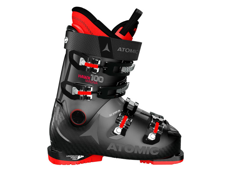 Buty Atomic HAWX MAGNA 100 Black/Anthracite/Red 2021
