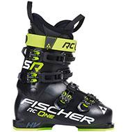 Buty Fischer RC One Sport Thermoshape 90 Black SMU 2021