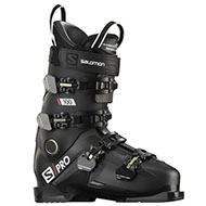 Buty Salomon S/PRO 100 BLACK/Belluga/Red 2021