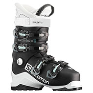 Buty Salomon X Access 60 Woman wide White/BLACK 2021