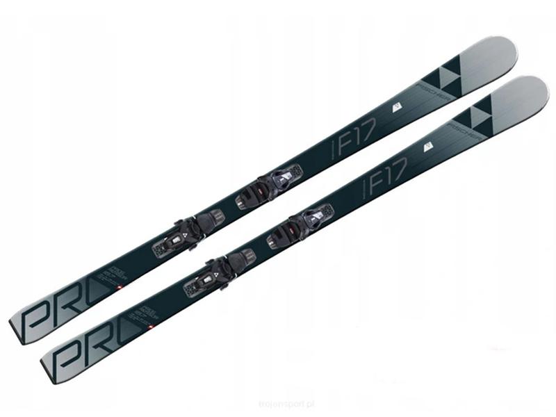 Narty Fischer Progressor WS F17 + wiązania RS 9 GW SLR  2021