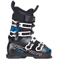 Buty Fischer RC One Thermoshape X 85 Black/Azure SMU 2021