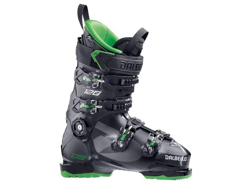 Buty Dalbello DS AX 120 Black / Green 2021