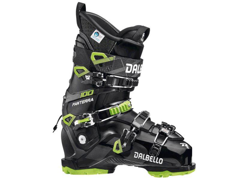 Buty Dalbello Panterra 100 GW Black / Lime 2021