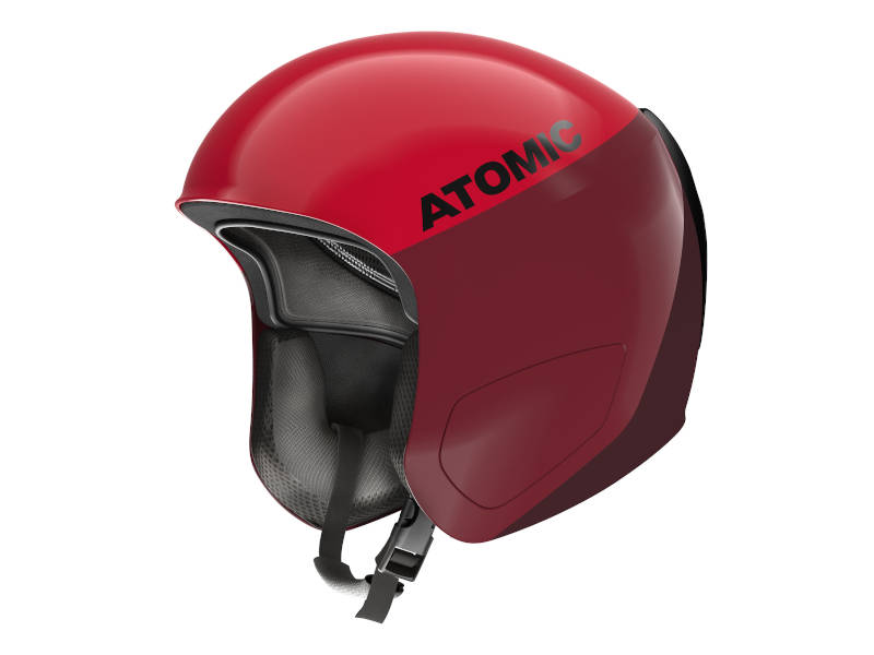 Image of Kask Atomic Redster Replica Red 2021
