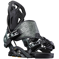 Wiązania FLOW Fuse-GT Hybrid Black 2021