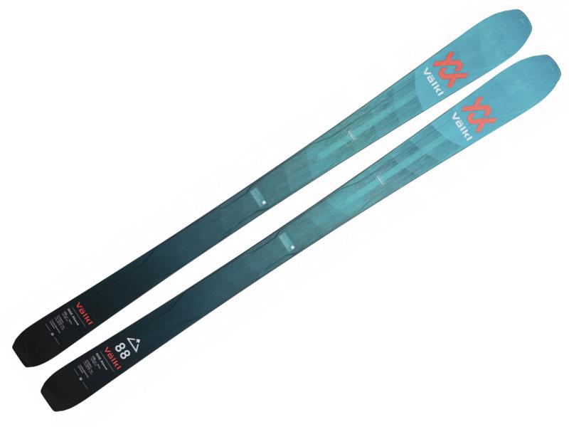 + Rise Narty Above Long 88 Volkl Wiązania 2021 Rise + Above Travel 2021 Skin 88 Volkl 9 Foki Alpinist Marker