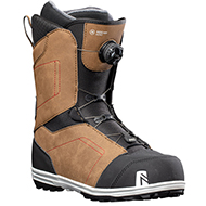 Buty Flow Nidecker Aero Boa Coiler Brown 2021