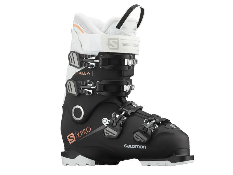 Buty SALOMON X Pro 90 W Cruise Black White Corail SMU 2021