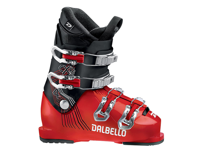 Buty DALBELLO CXR 4.0 JR RED/BLACK 2021