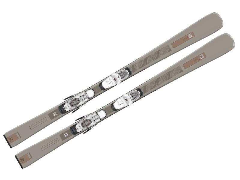 Narty Salomon S/MAX SX W + wiązania M10 GW 2021