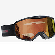 Gogle SALOMON SENSE PHOTO Black Swan/AW Red 2021