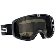 Gogle Salomon AKSIUM  Black/Soidl Black L41151300 2021