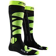 Skarpety X-Socks Ski Control 4.0 Anthracite Melange / Orange G039 2021