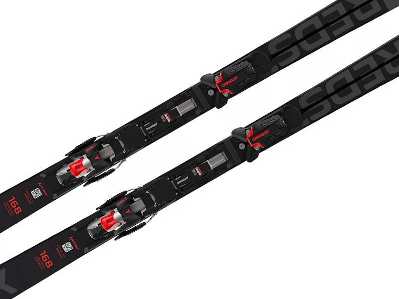 130 Redster X9i VIP Atomic Zestaw + Narty GW HAWX 2021 12 Atomic wiązanie Buty X 2021 Black/Red + PRIME S