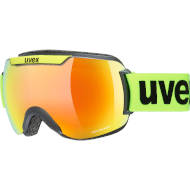 Gogle UVEX Downhill 2000 CV Black SL Orange Green (2330) 2021