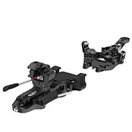Wiązania ATK x Majesty R12 Black 330G 86-120mm 2021