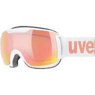 Gogle UVEX Downhill 2000 S CV White Orange (1030) 2021