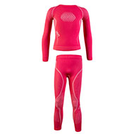 Zestaw termoaktywny UYN VISYON JUNIOR UW SET Sweet Pink 2021
