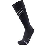 Skarpety UYN Man Ski Race Shape Socks Black/White B119 2021