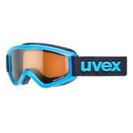 Gogle Uvex Junior Speedy Pro Blue (4012) 2021