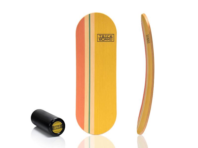 Trickboard Trickboarda do Yellow Rocker Dywan +