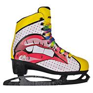 Łyżwy Figurowe Powerslide Classic Ice Skate Blondie 2017