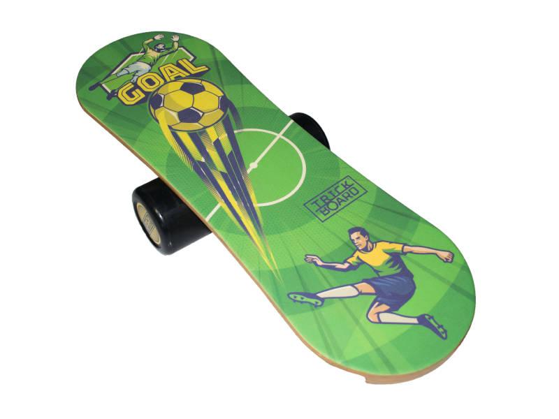 Trickboarda Goal Dywan Trickboard do + trawa Zielona