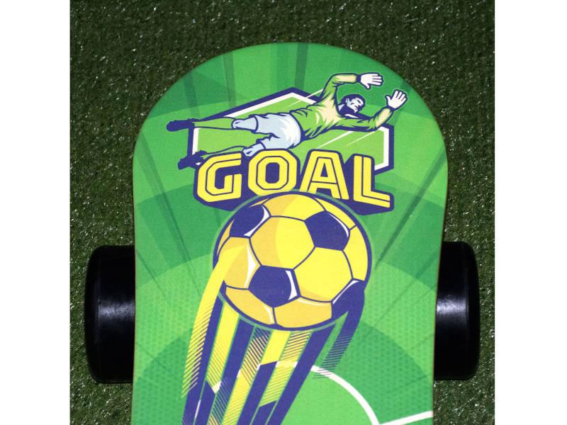 + Zielona Trickboard Goal trawa Trickboarda Dywan do