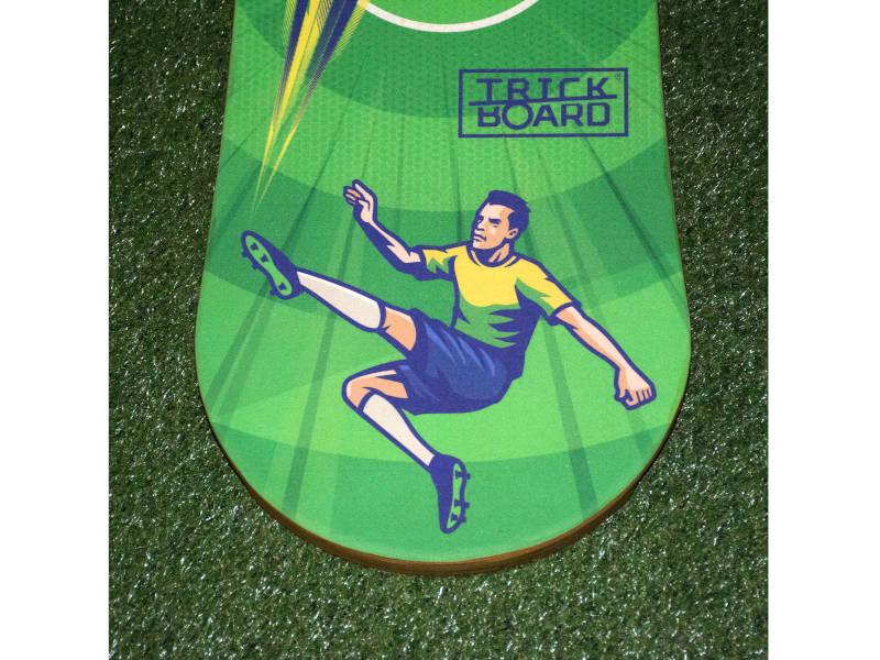 do Trickboard trawa Zielona Dywan + Trickboarda Goal