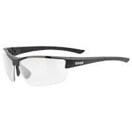 Okulary Uvex Sportstyle 612 vl Black Mat / Smoke 2290 2021