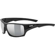 Okulary Uvex Sportstyle 222 pola Black Mat 2250 2021