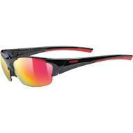Okulary Uvex Blaze III Black Red 2316 2021